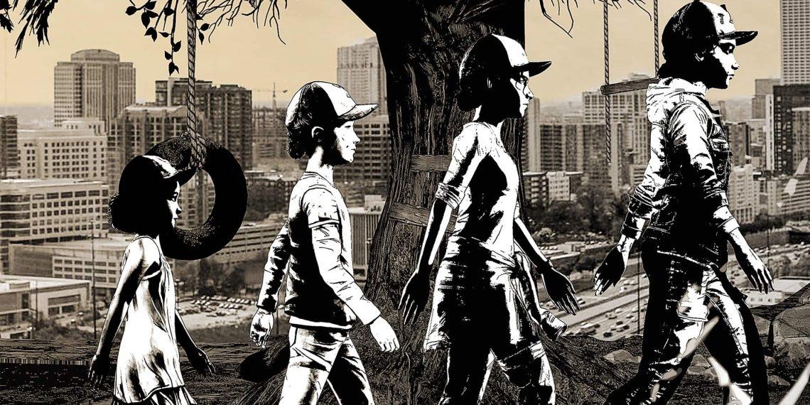 Для игросериала The Walking Dead готовят коллекционные издания
