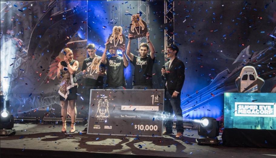 Team Secret подписала контракт с победителями турнира по Vainglory