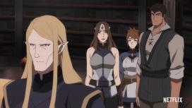 Netflix представил новый трейлер аниме по Dota — «Кровь дракона»