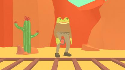 Жаба на Диком Западе: в этом году выходит Frog Detective3