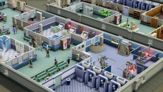 Two Point Hospital придёт на консоли в конце года