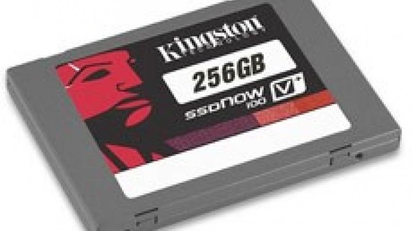 Kingston увеличивает объем SSD