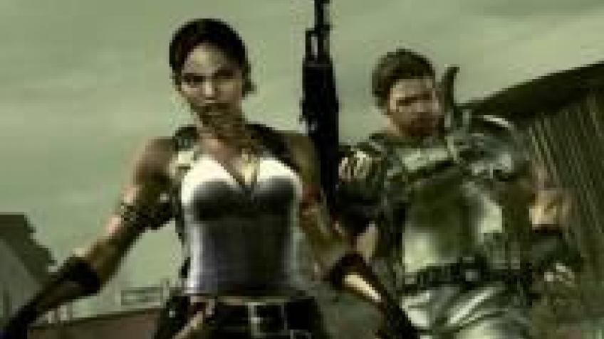 Персональный Resident Evil 5 от '1С'