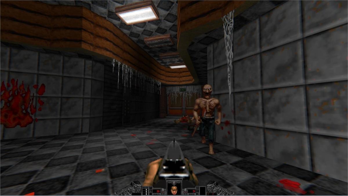 Энтузиаст «скрестил» Doom и Blood