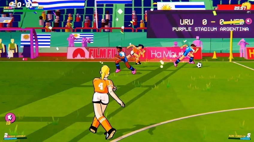 Футбольная аркада Golazo! переберётся на PS4 и Xbox One