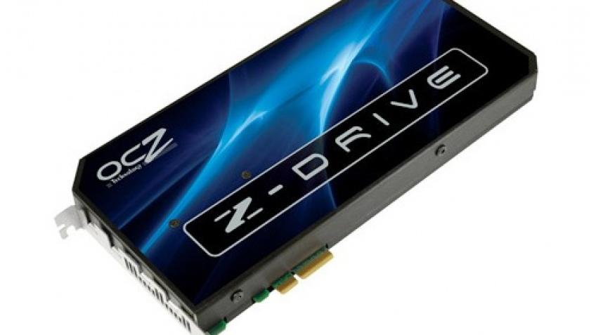 OCZ официально представила SSD емкостью 1 Тб
