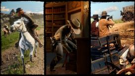 В Red Dead Online начались новые двойные награды и появились свежие скидки
