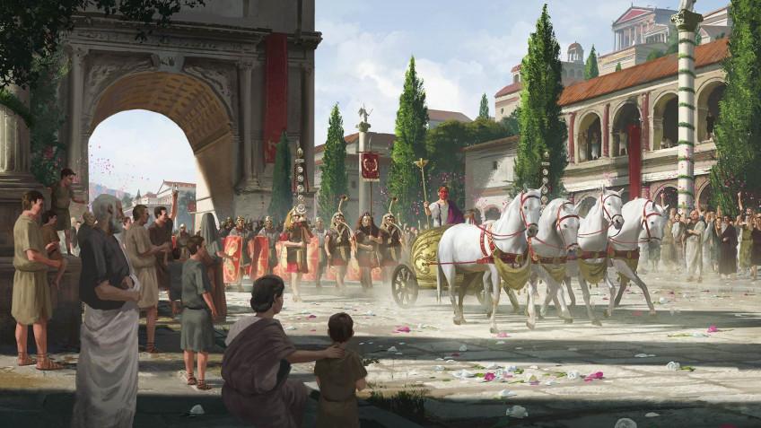 Paradox заморозила поддержку Imperator: Rome