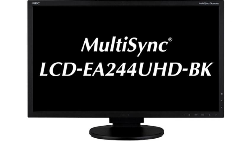 NEC готовит 4К-монитор MultiSync LCD-EA244UHD-BK