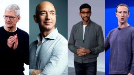 Конгресс США предложил раздробить монополии Google, Facebook, Apple и Amazon