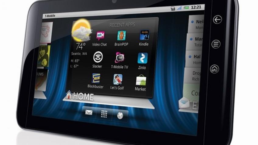 Dell выпустит 7- и 10-дюймовые версии планшета Streak