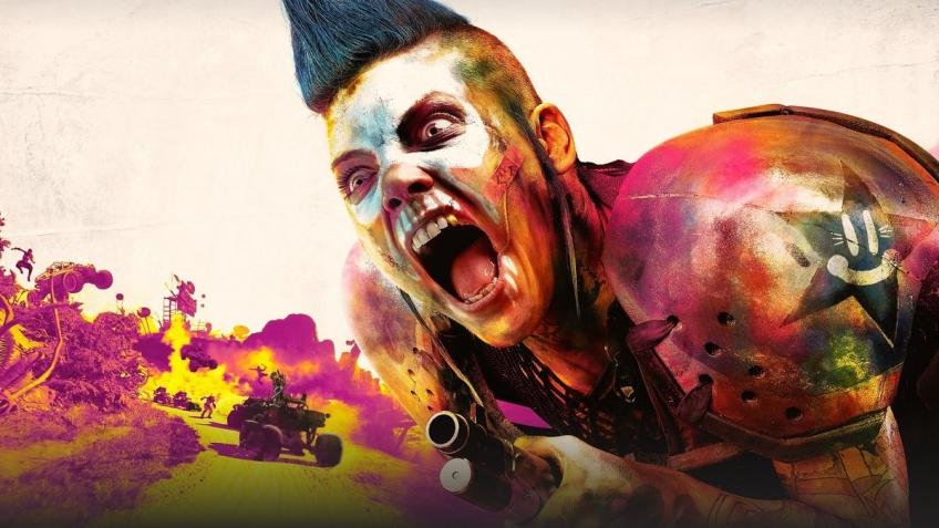Авторы Rage2 показали игровой процесс шутера