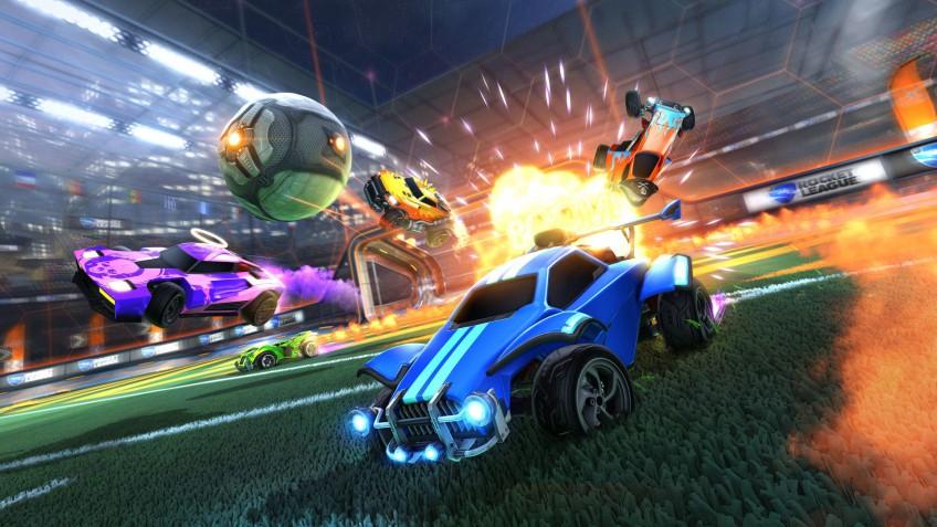 Rocket League теперь поддерживает DirectX11 на PC