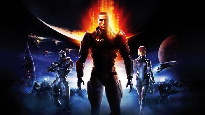 Тест по Mass Effect. Хорошо ли вы знаете мир игры?