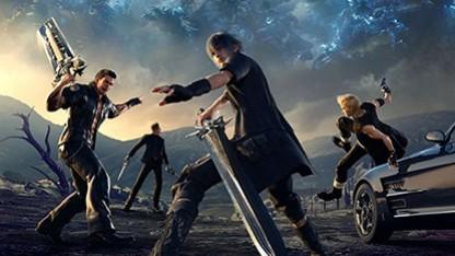 Центр запуска Final Fantasy XV