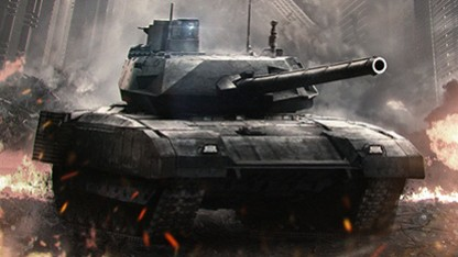 Конкурс «Два танка»