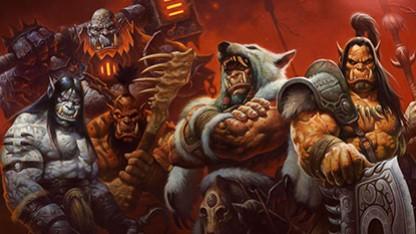 Раздача ключей в бету Warlords od Draenor
