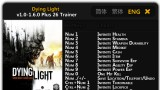 Dying Light Трейнер +26