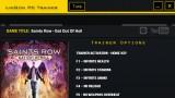 Saints Row: Gat Out of Hell Трейнер +15