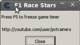 F1 Race Stars Трейнер +1
