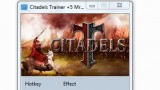 Citadels Трейнер +5