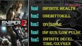 Sniper: Ghost Warrior2 Трейнер +9