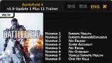 Battlefield4 Трейнер +11