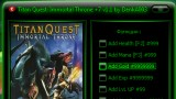 Titan Quest: Immortal Throne Трейнер +7