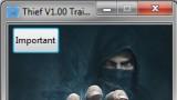 Thief (2014) Трейнер +5