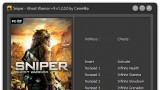 Sniper: Ghost Warrior Трейнер +9