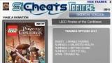LEGO Pirates of the Caribbean Трейнер +3