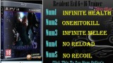 Resident Evil6 Трейнер +16