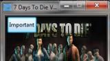 7 Days to Die Трейнер +4