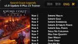 Sword Coast Legends Трейнер +15