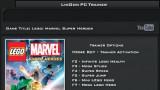 LEGO: Marvel Super Heroes Трейнер +8