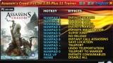 Assassin's Creed III Трейнер +11