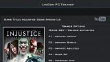 Injustice: Gods Among Us Трейнер +8