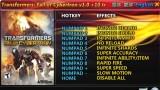 Transformers: War for Cybertron Трейнер +10