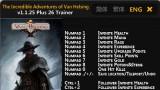 The Incredible Adventures of Van Helsing Трейнер +26