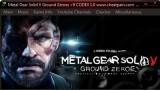 Metal Gear Solid V: Ground Zeroes Трейнер +9