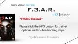F.E.A.R.3 Трейнер +2