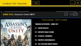 Assassin's Creed Unity Трейнер +10