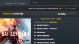 Battlefield1 Трейнер +7