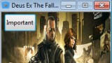 Deus Ex: The Fall Трейнер +8