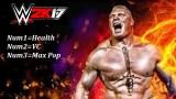 WWE 2K17 Трейнер +3