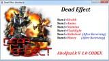 Dead Effect Трейнер +6
