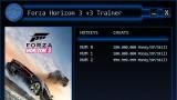 Forza Horizon3 Трейнер +3