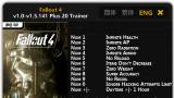 Fallout4 Трейнер +20