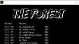 The Forest Трейнер +8
