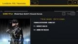 Metal Gear Solid V: Ground Zeroes Трейнер +2